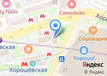 Компания «Бизнес-Платформа» на карте