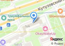 Компания «ОДС Инженерная служба района Дорогомилово» на карте