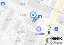 Компания «Специализированная автобаза» на карте