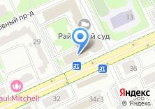 Компания «Территориальная избирательная комиссия района Коптево» на карте