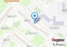 Компания «Welcome» на карте