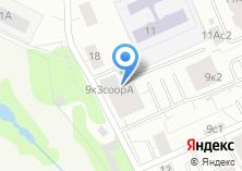 Компания «Москвичка» на карте