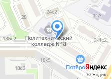Компания «Автомойка на ул. Приорова» на карте