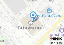Компания «ЭкоВентТехнология» на карте