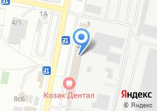 Компания «Агровент-М» на карте