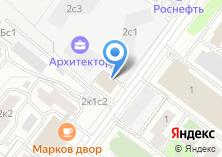 Компания «Дело-СВ» на карте