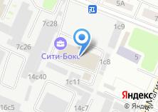 Компания «Сити-Бокс» на карте