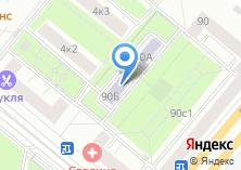 Компания «Начальная школа-детский сад №1708» на карте