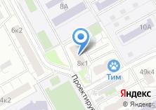 Компания «ОПОП Северного административного округа Дмитровский район №31» на карте