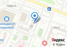 Компания «Управа района Коньково» на карте