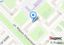 Компания «Матвеенко и партнеры» на карте