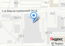 Компания «УДРБРОКК» на карте