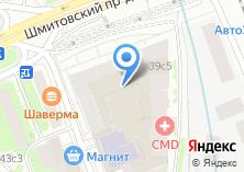 Компания «Флайдиск» на карте