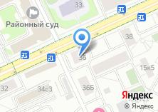 Компания «РОДНОЙ ДОМ» на карте