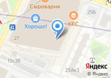 Компания «Танцемания» на карте