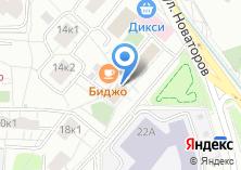 Компания «Совет ветеранов войны и труда Обручевского района» на карте