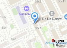Компания «РОСТЭК-СБЫТ» на карте