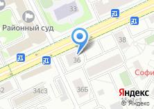 Компания «Адвокатский кабинет Черкасова С.В.» на карте