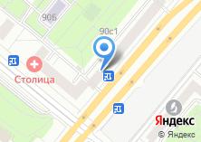 Компания «Соорис» на карте