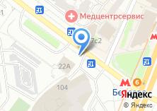 Компания «Беляево» на карте
