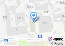Компания «ПРОФМАШ» на карте