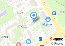 Компания «Милавея» на карте