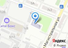 Компания «АПРИКТ Академия переподготовки работников искусства» на карте