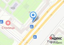 Компания «Альбетта» на карте
