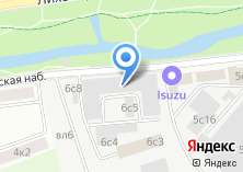 Компания «Мебельстайл» на карте