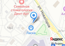 Компания «КОМИССИОННЫЙ МАГАЗИН ВОРОНЦОВО» на карте
