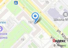 Компания «Жозефина» на карте