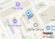 Компания «Атлантик Карго Сервис» на карте