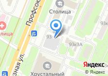 Компания «СервисПаркет» на карте
