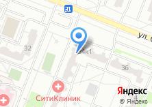 Компания «Участковый пункт полиции район Коньково» на карте