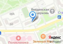 Компания «Ремонт окон Бутово» на карте