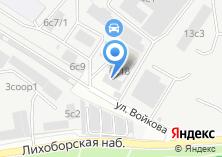 Компания «Ресторан Фарфор» на карте