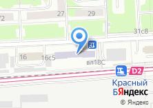 Компания «Завод стекла Мстекло» на карте