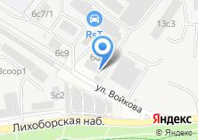 Компания «МВ-АВТО» на карте