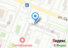 Компания «Медицинский центр СитиКлиник» на карте