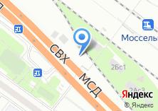 Компания «Онега+» на карте