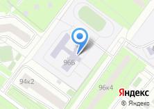 Компания «Центр образования №170 им. А.П. Чехова» на карте