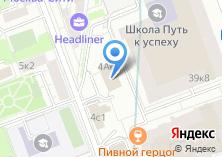Компания «Гифтек» на карте