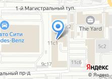 Компания «Rayar» на карте