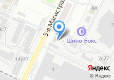Компания «АкваОборудование» на карте
