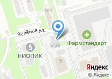 Компания «Randevu» на карте
