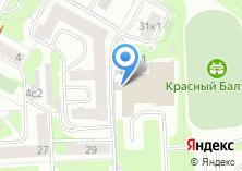 Компания «Техпромимпэкс» на карте