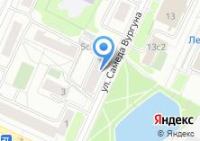 Компания «Мебельный магазин» на карте
