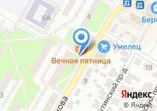 Компания «Магазин фруктов и овощей на ул. Чехова» на карте