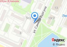 Компания «Property lab» на карте
