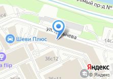 Компания «Казакова» на карте